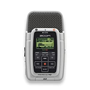 Zoom H2 Handy Portable Stereo Recorder + 2GB Accessory Kit