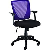 Staples Vexa Mesh Chair (Purple)