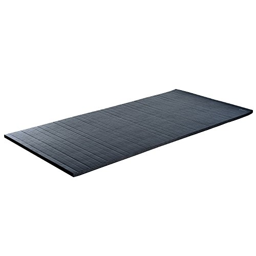 Multi-Use Yoga Wrestling Mat 10'x5' Vinyl Roll Out Gymnastics Cheer Tumbling With Ebook by MRT SUPPLY