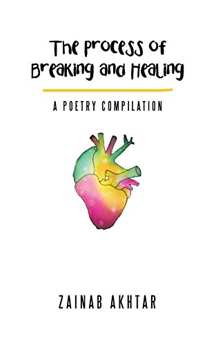 Amazon the process of breaking and healing a poetry the process of breaking and healing a poetry compilation by zainab akhtar fandeluxe Choice Image