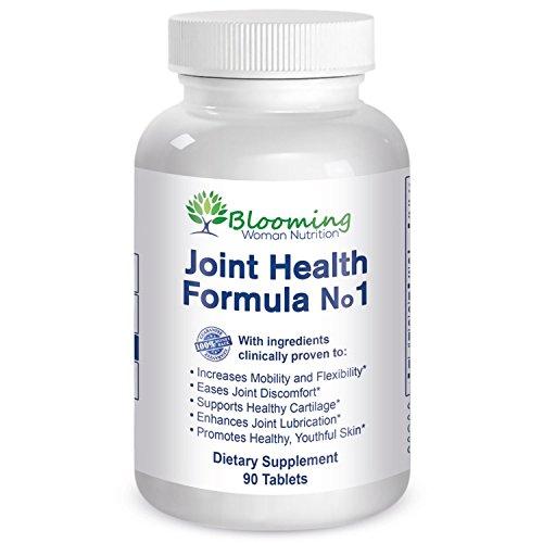 Supplement Glucosamine Chondroitin Hyaluronic Inflammation