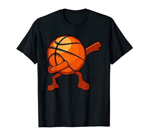 Dabbing Basketball Funny Team Player Legends Game T-shirt