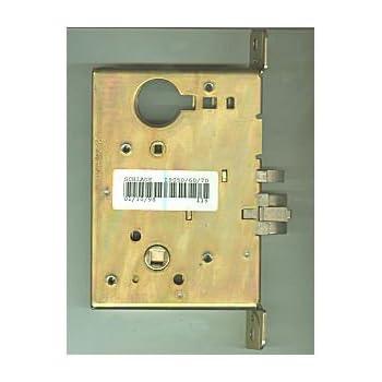 Schlage L9080 Storeroom Lock Lb Heavy Duty Commercial