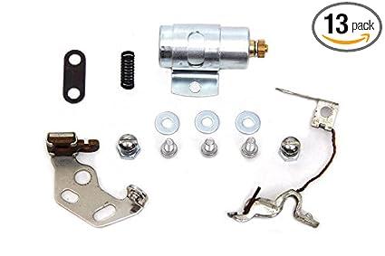 Amazon com: Ignition Points & Condensor Kit VT 32-1287 Flat