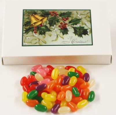 Scott's Cakes Pectin Easter Jelly Beans in a 1 Pound Mistlet