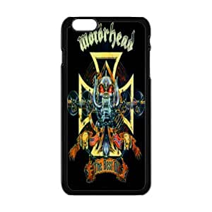 """Rock Band Style BlackIphone 6 Plus 5.5"""" Motorhead For Iphone 6 Plus 5.5 Inch"""