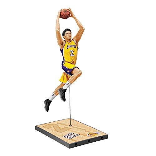 McFarlane Toys NBA Series 32 Lonzo Ball Los Angeles Lakers Action Figure