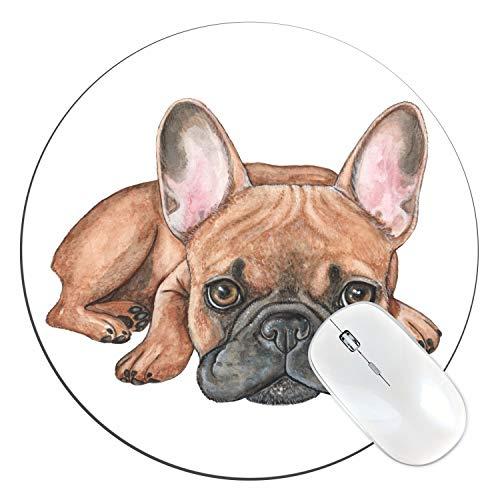 French Bulldog Mouse Pad - FannyD French Bulldog Unique 8