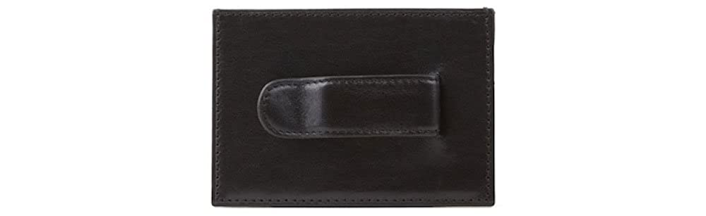 Front Pocket Wallet w//Money Clip Dark Brown 88-58 206574205 Bosca Mens Old Leather Collection