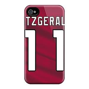 Bumper Hard Phone Cover For Iphone 6 (vrN8689MQZu) Support Personal Customs Colorful Arizona Cardinals Skin