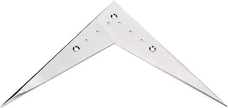Artibetter ce401 metal flying v guitarra puente cordal para piezas ...