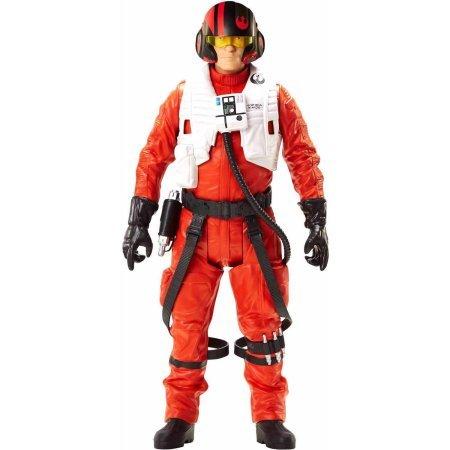 Star Wars Episode VII 18 Poe Dameron Figure