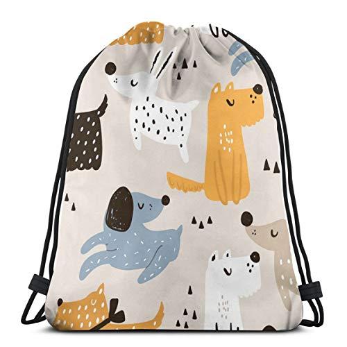 - Funny Dog Doge Cute Drawstring Bag Backpack Travel Gymsack Drawstring Backpack Sackpack