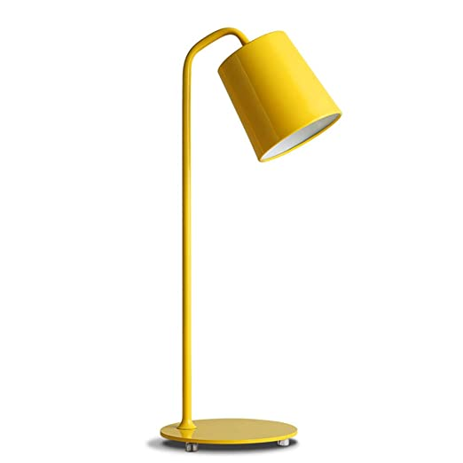 Lámpara De Mesa De Hierro Moderna Lámpara De Escritorio De ...