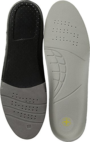 Dr Martens Sizing (Dr. Martens Unisex Classic Insole Silver 6)