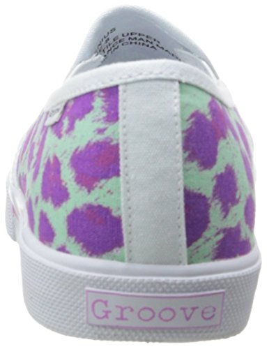 Groove Womens Genius Fashion Sneaker Sexy Cheetah