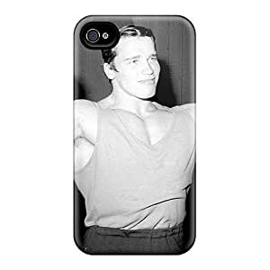 New Arrival Arnold Schwarzenegge For Iphone 4/4s Case Cover