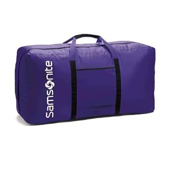 "Samsonite Tote-A-Ton 33"" Duffel Bag, 32.5"" x 17"" x 11.5"" (Purple)"