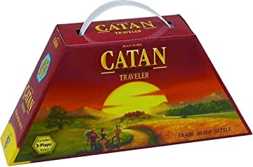 Mayfair Catan: Traveler Edition