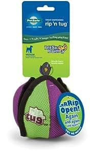 Pet Supplies : Pet Toy Balls : Petsafe Rip 'N Tug Lotus