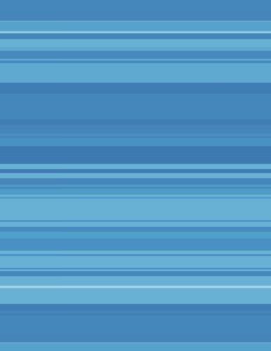 Read Online 2017, 2018, 2019 Weekly Planner Calendar - 70 Week - Stripe Polka Dot Art: Horizonal Strip Pattern, Dark Blue, Blue pdf