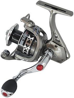 Carrete de TY Pesca Pesca Spinning 5.2:1 8.0 Rodamientos de Bolas ...