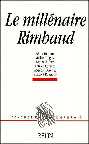 Le millénaire Rimbaud