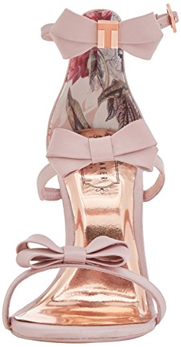 Nuscala Light Sandals Pink Strap Ankle Baker Ffc0cb Pink Women's Ted TAPqZBww