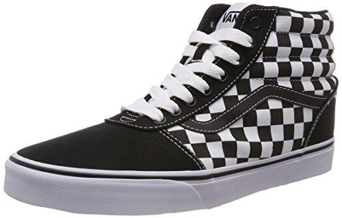 online store 9de2b 4a951 Vans Herren Ward Hi Suede/Canvas Hohe Sneaker