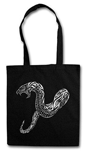 TRIBAL SNAKE HIPSTER BAG �?Serpiente tatuaje Schlange Tattoo Oldschool Flash Artist Studio