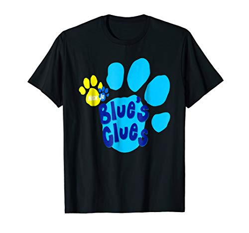 Blues Clues Apparel - Blues T-Shirt Clues