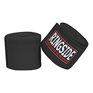 Well-Being-Matters 41wgar0s8QL._SS300_ Ringside Mexican Style Boxing Hand Wraps (Pair)