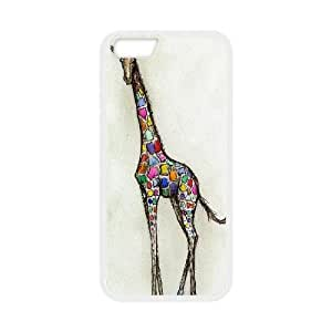 "Chinese Giraffe Customized Case for iPhone6 Plus 5.5"",diy Chinese Giraffe Phone Case"