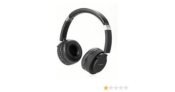 Vivanco BTHP 260 Auriculares Portátiles Bluetooth y Jack 3,5mm, Tipo Diadema, Manos Libres: Amazon.es: Informática