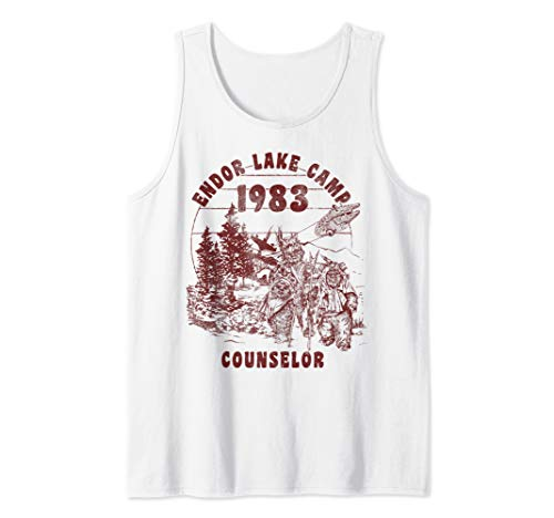 Star Wars Endor Camp Counselor Tank
