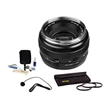Zeiss 50mm f/1.4 Planar T* ZE Series Lens Kit for Canon EOS Cameras with Tiffen 58mm Photo Essentials Filter Kit, Lens Cap Leash, Professional Lens Cleaning Kit,