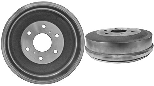 Brake Drum Chevy (Detroit Axle - Pair (2) Rear Brake Drums for 2009 2010 2011 2012 2013 Chevy Silverado 1500 GMC Sierra 1500)