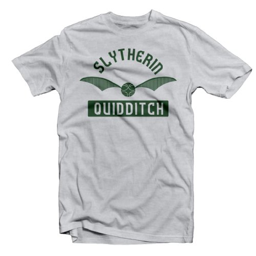 Slytherin House Quidditch T-Shirt - Harry Potter