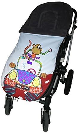Tris&Ton Saco SU09 - Silla de paseo universal para bebe, saco ...