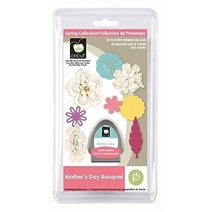 Amazon.com: Cricut Cartridge, Mother's Day Bouquet