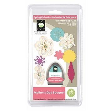 Amazoncom Provo Craft Novelty Cricut Cartridge Mothers Day Bouquet