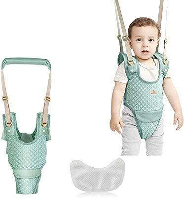 HBIAO Arnés para bebés para Caminar, Andador para bebés, Malla de ...