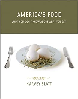 America\'s Food: What You Don\'t Know About What You Eat (MIT Press ...