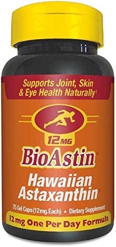 BioAstin Hawaiian Astaxanthin Original Count product image