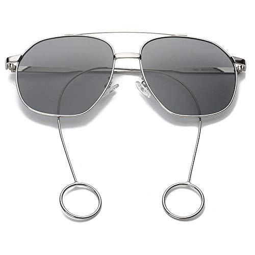 Qualité UV Homme Couleurs A4 De Goggle Mode Alliage Femme Haute Soleil Sports PC ZHRUIY Cadre Protection Personnalité 100 Lunettes 6 Loisirs 8BwqnF