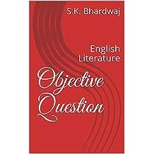Objective Question: English Literature