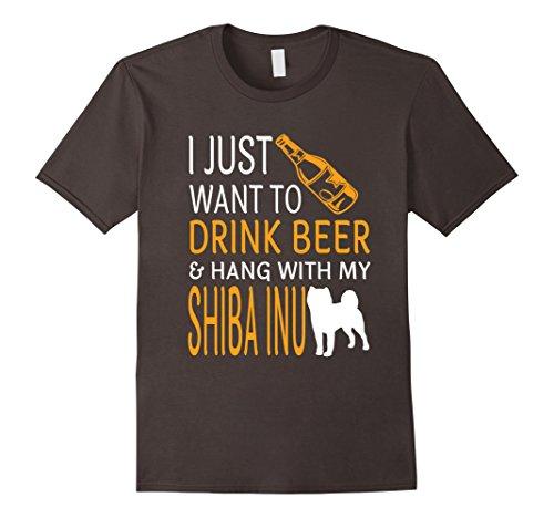 Beer & Hang With Shiba Inu T-Shirt