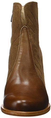Neosens Women's S935 Restored Skin-Vesubio Cuero/Beba Ankle Boots Brown (Cuero Cuero) 4rBv2nHCsX