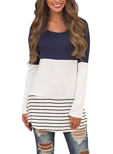 farysays-womens-color-block-striped-crewneck-patchwork-long-sleeve-comfy-loose-fit-tunic-tops