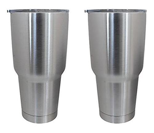 THE BOSS 30 oz. Vacuum Insulated Stainless Steel Travel Tumb